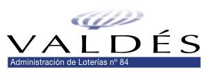 loteria valdes - logo