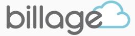 Billage logo