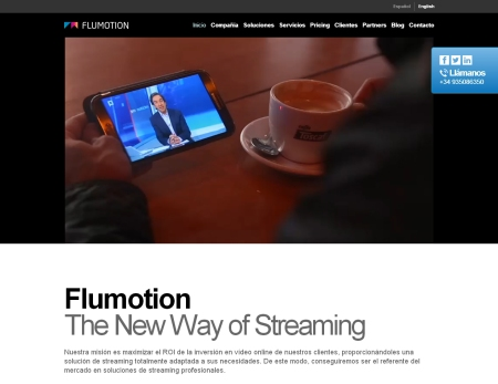 flumotion pantallazo