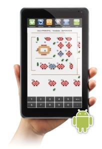 TeleComanda para Android web