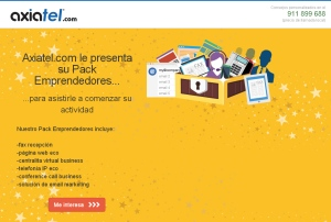 axiatel - pack emprendedores