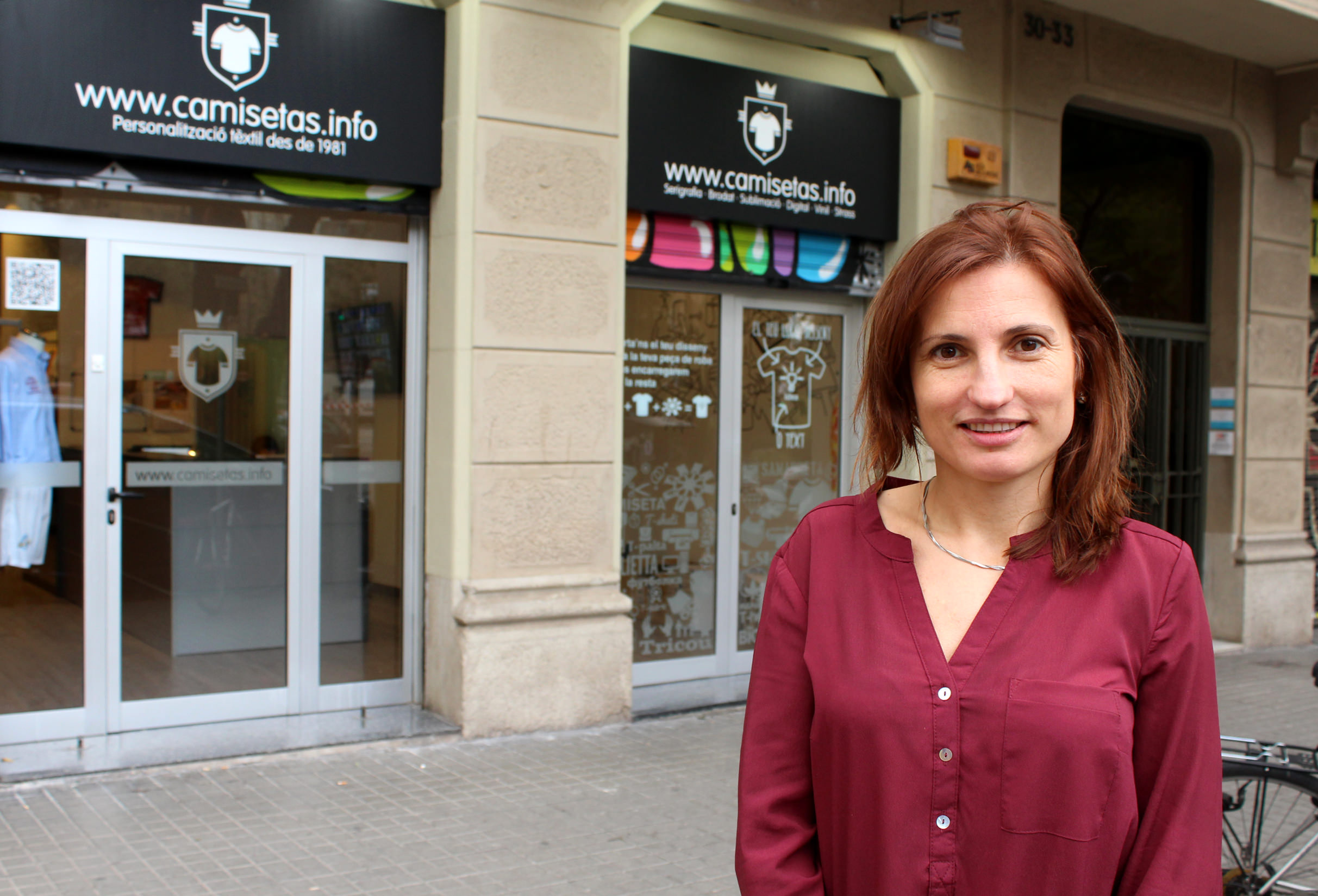 406d3bb7e7196 Camisetas.info convierte su tienda de Barcelona en un showroom ...