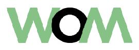 wom - logo