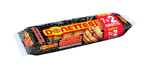 Donettes 7+2 No te ralles Maria