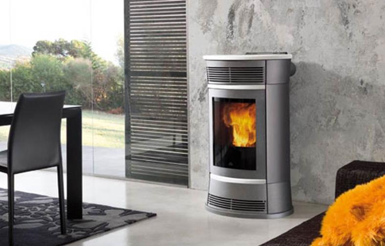 La estufa de pellet la mejor calefacci n para abaratar la - La mejor calefaccion ...