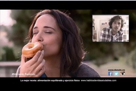 donuts momento redondo