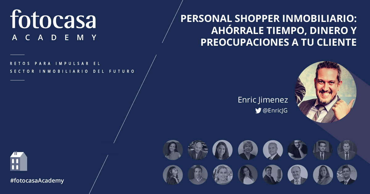 El personal shopper inmobiliario en el libro blanco de - Personal shopper inmobiliario barcelona ...