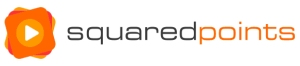 squared points logo